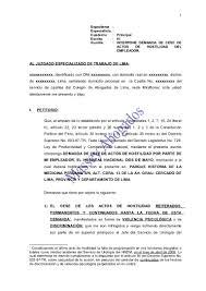 SENTENCIA DEL TRIBUNAL CONSTITUCIONAL En Lima A Los 21 Días Del Mes