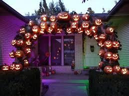 Carvable Foam Pumpkins Ideas by Best 25 Foam Pumpkins Ideas On Pinterest Diy Halloween Archway