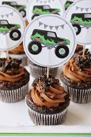 Monster Truck Birthday Party Personalised Monster Truck Edible Icing Birthday Party Cake Topper Buy 24 Truck Tractor Cupcake Toppers Red Fox Tail Tm Online At Low Monster Trucks Cookie Cnection Grave Digger Free Printable Sugpartiesla Blaze Cake Dzee Designs Jam Crissas Corner Cake Topper Birthday Edible Printed 4x4 Set Of By Lilbugspartyplace 12 Personalized Grace Giggles And Glue Image This Started
