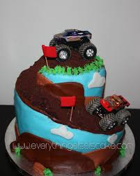 99 How To Make A Monster Truck Cake Lorry Birthday S
