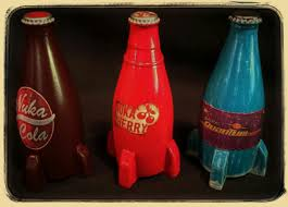 Nuka Cola Lava Lamp by All Three Of My U201cpoor Man U0027s U201d Nuka Cola Bottles From Fallout 4