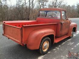 1956 Ford F100 Pickup Big Back Window Truck Original V8 Fordomatic ... Used 1956 Ford F100 460 Big Block Auto Ac Ps Pb Pw Rotisserie For Sale Near Cadillac Michigan 49601 Classics On Bbw Custom Cab Pickupreal Back Window Truckdo Picking This Up Saturday Truck Enthusiasts Forums Pin By Michael Schmber Michaels 56 Pinterest Bodie Stroud Restomod Is Lovers Dream 1957 Chevy Trucks Chevy Cameo M2 Machines Projects 164 Pickup Black Sale Classiccarscom Cc993085 Flatbed The Barn