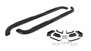 100 Big Country Truck Accessories 4 In Oval Classic Side Bars 370209