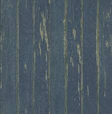 Brewster 145 62606 Northwoods Lodge Yarmouth Dark Blue Rustic Wood Paneling Wallpaper