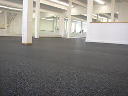 Poured Rubber Flooring Residential by Rubberized Flooring Cool Rubber Flooringflexco Designed For