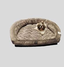 Snoozer Overstuffed Sofa Pet Bed by Home Shop Doggy Beds