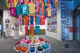 Unique Store Color Display