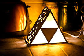 Zelda Triforce Lamp Amazon by Triforce Lamp Ways To Burn Your Money