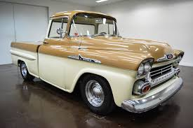 1958 Chevrolet Apache For Sale #99003   MCG 1958 Chevrolet Apache For Sale Classiccarscom Cc1025612 Sale Near Grand Rapids Michigan 49512 Barn Find Rare 4x4 Napco Pickup Truck Youtube 3100 Pick Up 57 V8 American Mllrdn 1959 Specs Photos Modification Info At Chevy Panel Truckmy Hubbys Ride Hes A Halloween Baby Rmd Garage Dream Catcher Superfly Autos Quick 5559 Task Force Truck Id Guide 11 Pickups To Steal The Show Lowvelder With A Twinturbo Ls1 Engine Swap Depot