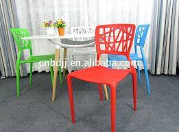 fabricant de bureau chaise monobloc plastique hebei fabricant en plastique colorac