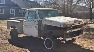 1964 Chevrolet C/K Truck For Sale Near Cadillac, Michigan 49601 ... Ford F100 F600 V8 Custom Cab Long Truck 1964 Good Cdition Toyota Publica Truck Up16 Japanclassic New Gmc Truck For Sale 2018 Sierra 1500 Lightduty Pickup Chevrolet C60 Grain Item De6725 Sold June 13 Peterbilt Cabover 352 851964 Wwwtoysonfireca Commer Cah741 Fire Engine Tender Stock Photo 50898530 Dodge A100 Custom C10 Fast Lane Classic Cars Sale 2079949 Hemmings Motor News Grunt Intertional C1100 Shop Fuel Curve Chevy What Goes Around Hot Rod Network