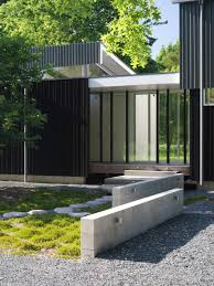 100 Bark Architects House Herbst