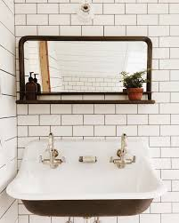 Trough Sink With Two Faucets by Best 25 Trough Sink Ideas On Pinterest Concrete Sink Bathroom