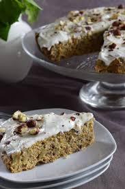 carrot cake mit griechischem joghurt nachgebacken
