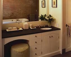desk single bathroom vanity with makeup table double bathroom