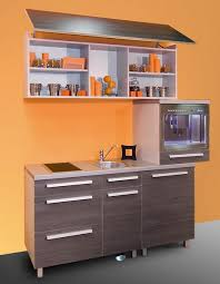 Orange Paint For Kitchen Wall