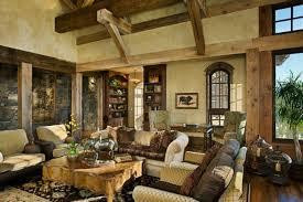 Rustic Chic Living Room Decorating Ideas