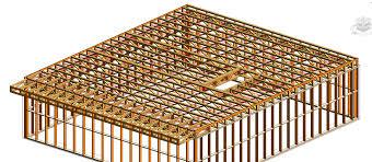 timber framing for revit roof trusses wood framing truss rt