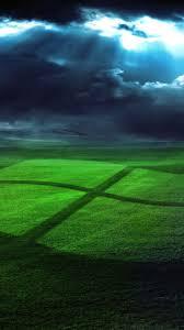 Windows Grass Wallpaper