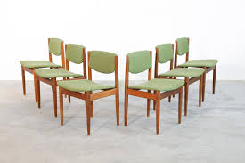 7 Piece Dining Room Set Walmart by Danish Dining Chairs By Finn Juhl For France U0026 Søn 1960s Set Of