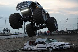 Monster Truck Plus Racing To Thrill Kids At Lincoln Speedway Friday
