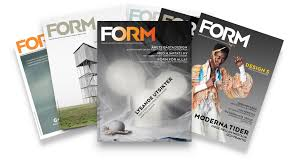 100 Architectural Design Magazines Home FORM