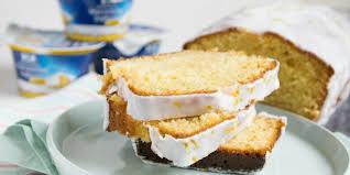 zitronen kuchen mit mascarpone joghurt