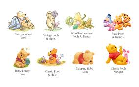 Winnie The Pooh Baby Shower by Winnie The Pooh And Friends Baby Shower Invitations 5x7