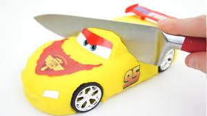 cars pate a modeler voiture disney cars en pate a modeler play doh 1 gloopy