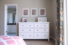 Hemnes 6 Drawer Dresser White by Ikea Bedroom Furniture Made Of Solid Wood Which Is A