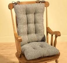Glider Rocking Chair Cushions For Nursery by Rocking Chair Cushions For Baby Room Glider Rocking Chair Cushions
