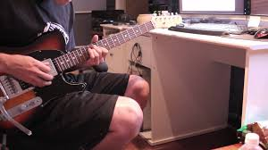 Bathtub Gin Phish Tribute Band by Phish Divided Sky Guitar Cover Youtube