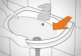 waschbecken montieren anleitung in 12 schritten obi