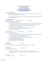 Nursing Professional Summary Resume Example Highlights Qualifications Pdf Format