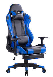 KILLABEE Racing Style Gaming Chair With Footrest - Big And Tall ... Office Gaming Chair Racing Recliner Bucket Seat Computer Desk Licensed Marvel Stool With Wheel Spiderman Neo Viv Rae Bean Bag Floor Game Reviews Wayfair Iron Man Level Up Ottoman Review Youtube Pin By Stephanie On Bedroom Ideas Pinterest Wooden Ding Chairs With Ftstool And Light Recpro Charles Rv Storage Amazoncom Cohesion Xp 112 Wireless Lane Fniture