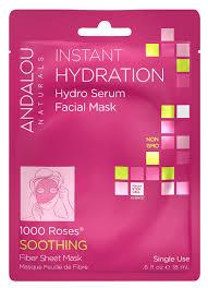 Andalou Naturals Glycolic Mask Pumpkin Honey by Amazon Com Andalou Naturals Instant Brighten U0026 Tighten Hydro