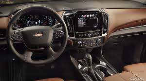2018 Chevrolet Traverse Interior Cockpit