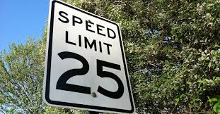 100 Truck Route Sign Speed Limits Adjusted On Hoquiam Truck Route KXRO News Radio