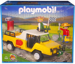 100 Safari Truck Playmobil Set 3528ant Klickypedia