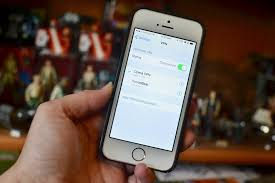 How to configure VPN access on your iPhone or iPad