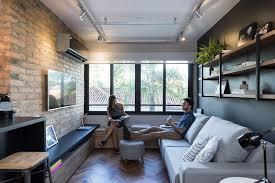 100 Tiny Room Designs Industrial Design DECOOR