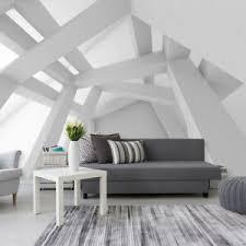 details zu vlies fototapete 3d optik tapete grau abstrakt wandbilder wohnzimmer 4 farb