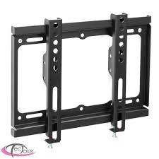 support tv mural universel support tv mural universel fixe 17 37 tectake fixation