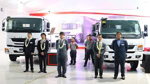 100 Mitsubishi Commercial Trucks Motors Philippines Inaugurates Its First FUSO
