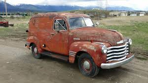 100 1948 Chevy Panel Truck Chevrolet Other PANEL DELUXE Classic Cars Pinterest