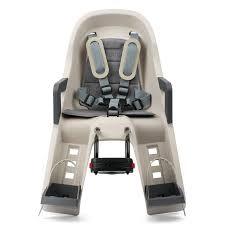 decathlon siege guppy mini front child bike seat handlebar mount