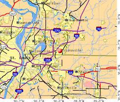 collinsville illinois il 62234 profile population maps real