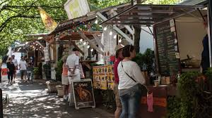 Portland's Incredible Food Carts: The Ultimate List - Explorer Sue ... Portland Food Trucks And Vdoo Doughnuts Oregon Been There Seen That Portlands Thriving Cart Culture Wives With Knives Pnik Park Pod Grand Opening Oct 9th 11th 2015 Misadventures Miso Winner For First Truck In Heneedsfoodcom Food Travel Cart Explosion Fire Dtown Youtube Lovely Bright Overeating Travel Essentials Ashland Oregons Popular Pods Are Danger The Feast Filethai Portlandjpg Wikimedia Commons Carts Stock Photos Images Alamy
