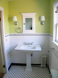Paint Color For Bathroom With White Tile by White Subway Tiles Bathroom Zamp Co