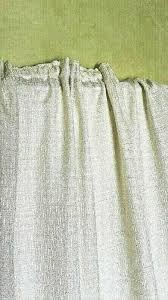 vorhang seitenschals chagnerfarben bleiband schlafzimmer